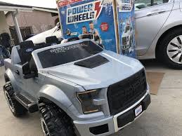 BRAND NEW Ford Raptor Truck 12volt electric kids ride on cars power ...