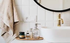 want to make your bathroom look bigger