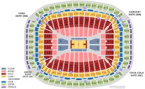 Nrg Stadium Houston Tx Seating Chart View