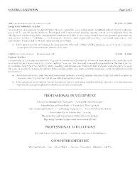 Resume Objectives For Teachers Unique Substitute Teacher Resume Objective Examples Fresh Sous Chef Example