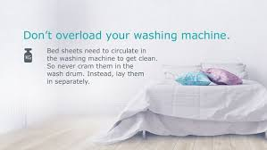 the dont s of washing your bed sheets