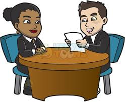 Resume Clipart Cartoon Images