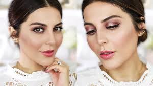 romantic date night makeup tutorial sona gasparian