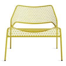 hot mesh lounge chair