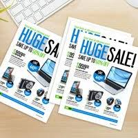 Discount Flyer Printing Fast Flyer Printing Custom Business And Event Flyers Nextdayflyers