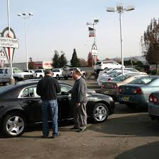 The Basic Structure Of An Automotive Dealership