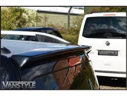 Vanstyle VS Style <b>VW Caddy</b> Rear PU Spoiler - Vanstyle