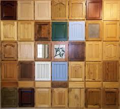 cabinet door fronts styles