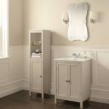 ... Large Size of Bathrooms Cabinets:b And Q Sink Taps White Bathroom  Drawers Homebase Bath ...