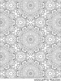 Small Picture Abstract Pattern Coloring Pages Coloring Page For Kids Kids Coloring