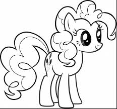pinkie pie coloring pages printable baby pinkie pie coloring page bltidm