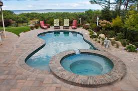 Inground Pool Company Pool Builder Swimming Pool Installation