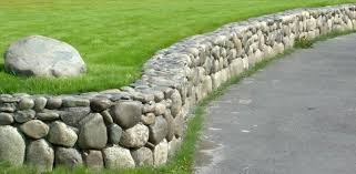 residential concrete rock wall retaining system cost calculator landscaping portfolio