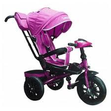 Детские <b>трехколесные велосипеды Funny Jaguar</b> — купить на ...