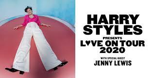 Harry Styles Bridgestone Arena