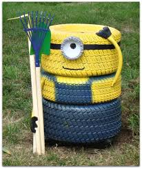 24 DIY Tire Projects- Creatively Upcycle and Recycle Old Tires Into a New  Life (