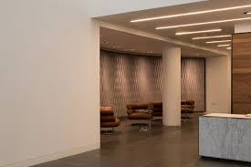 fabric decorative panel wall mounted 3d curved st james st reception