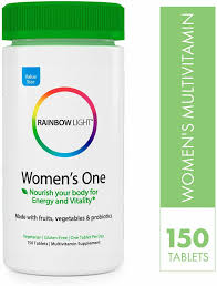Rainbow Light Men S One Multivitamin Uk Rainbow Light Womens One Multivitamin 150 Count Pack Of 1