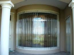 clear garage doors garage doors clear corrugated panels on large curved window hurricane shutters garage doors clear garage doors