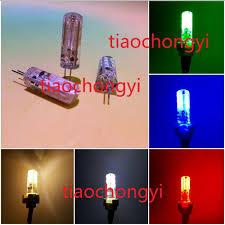 12v Blue Light Us 3 45 8 Off G4 2w 2 Watt 24led Smd 3014 Led White Red Green Blue Light Bulb Dc 12v In Led Strips From Lights Lighting On Aliexpress