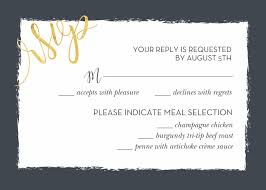 wedding rsvp wording and card etiquette shutterfly When To Send Out Wedding Invitations And Rsvp contemporary wedding rsvp card when to send wedding invitations and rsvp