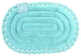 oval bathroom rug attractive oval bath rugs with echo oval aqua spa blue cotton bath mat oval bathroom rug