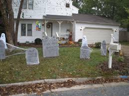 Outdoor Halloween Props Complete List Of Halloween Decorations Ideas In Your Home
