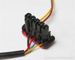 2 hella xenon hid ballast wiring harness cord wire plug 5dv 008 hella xenon hid ballast wiring harness cord wire plug
