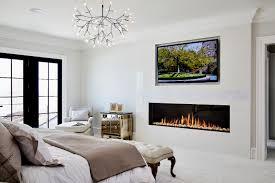 Electric Fireplace Modern Design Modern Flames Electric Fireplace Ortal Heat