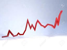 Trending Graph Upward Trending Graph