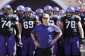 Know Your Roster Tcu Football Nos 53 99 Frogs O War