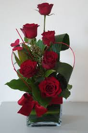 Garden projects  valentine floral arrangements ...