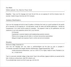 Combination Resume Template Best Free Download Stay At Home Mom