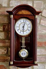 vintage london clock company wall