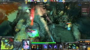 dota 2 navi dendi mirana dagger gameplay youtube