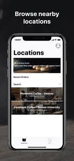 Sırada listelenen pavement coffeehouse ile ilgili. Pavement Coffee On The App Store