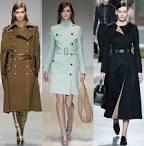 Модные пальто к зиме