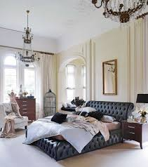 Bedroom :: Beds :: Bed Frames :: Hi Groove Perugia Leather Queen ...
