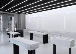 Axel Design Christian Halleröd Designs Minimal Interior For Axel Arigato
