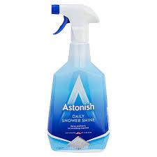 astonish daily shower shine spray 750 ml