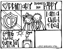 Small Picture Lds Primary Coloring Pages jacbme