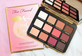 <b>Too Faced Just</b> Peachy Mattes Review/Swatches | Eline Blaise