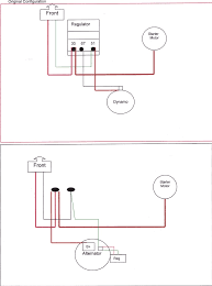 r proietti limited alternator conversion £0 00 Dynamo To Alternator Conversion Wiring Diagram Dynamo To Alternator Conversion Wiring Diagram #11 97 Chevy Alternator Wiring Diagram