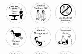 Visual Birth Plan Icons Visual Birth Plan Template Beautiful Free Templates 2018 Visual