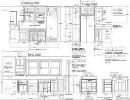 drawn kitchen kitchen cabinet kitchen detail drawing pdf