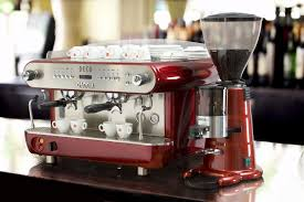 Perfect Commercial Coffee Machine And Inspiration Decorating