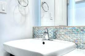 tile on drywall tile on drywall drywall wall designs with tile bathroom transitional and beach glass tile on drywall
