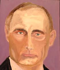 president bush s portrait of vladimir putin the russian president