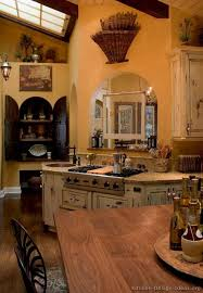 Image Shabby Chic Kitchen Of The Day French Country Kitchen Vaulted Ceiling Skylight And Archways Best Kitchens Ever Country Kitchen Designs Home Decor Pinterest Kitchen Of The Day French Country Kitchen Vaulted Ceiling