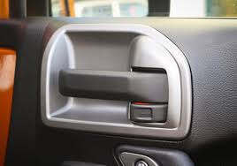 rugged ridge jeep wrangler interior door handle trim cover